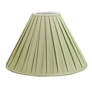Deran Lamp Shades 18'' Empire Lamp Shade; White