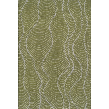 Dalyn Rug Co. Tempo Lime Zest Area Rug; Rectangle 5'3'' x 7'7''