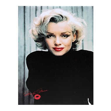 Amrita Singh Marilyn Monroe 1952 Wrapped Photographic Print on Canvas