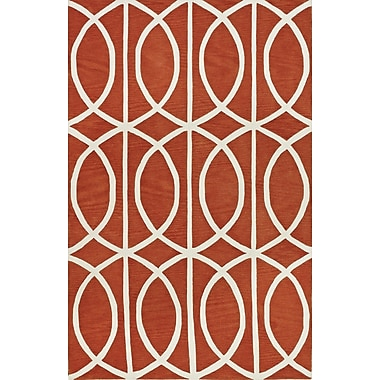 Dalyn Rug Co. Infinity Pumpkin Area Rug; 9' x 13'