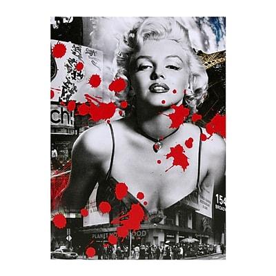 Amrita Singh Marilyn Monroe 1953 Graphic Art on Canvas