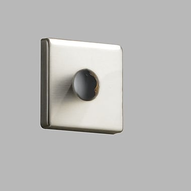 Delta Urban - Arzo Square Shower Flange; Brilliance Stainless