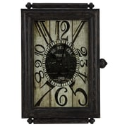 Cooper Classics Charest Wall Clock