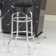 Bernards 29.5'' Swivel Bar Stool