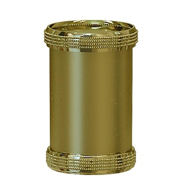 NU Steel Ferruccio Tumbler; Gold