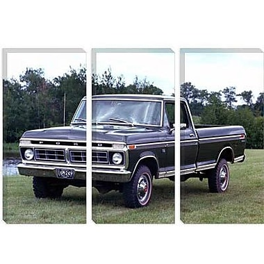 iCanvas Cars and Motorcycles 1973 Ford F-150 Ranger Photographic Print on Canvas