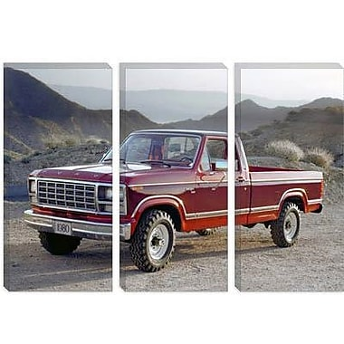 iCanvas Cars and Motorcycles 1980 Ford F-250 Ranger Photographic Print on Canvas