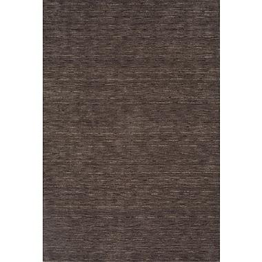 Dalyn Rug Co. Rafia Charcoal Area Rug; 9' x 13'