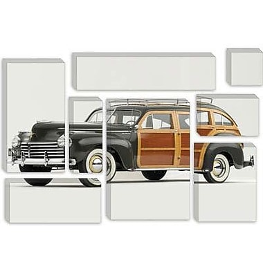iCanvas Cars and Motorcycles 1941 Chrysler Town and Country Photographic Print on Canvas