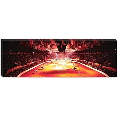 iCanvas Panoramic 100th Stock Show and Rodeo, Fort Worth, Texas Photographic Print on Canvas
