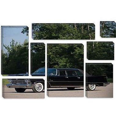 iCanvas Cars and Motorcycles 1958 Chrysler Imperial Crown Limousine Photographic Print on Canvas