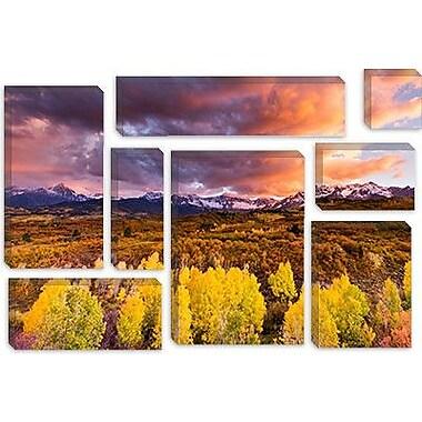 iCanvas 'Epic Fall' by Dan Ballard Photographic Print on Canvas; 12'' H x 18'' W x 0.75'' D