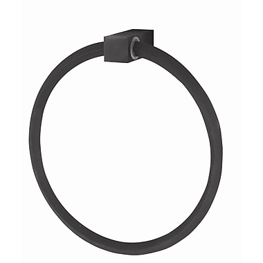Alno SPA 2 Wall Mounted Towel Ring; Bronze