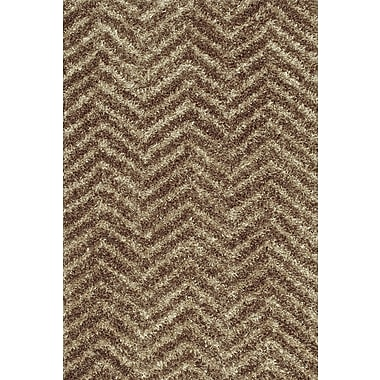 Dalyn Rug Co. Visions Taupe Area Rug; 8' x 10'