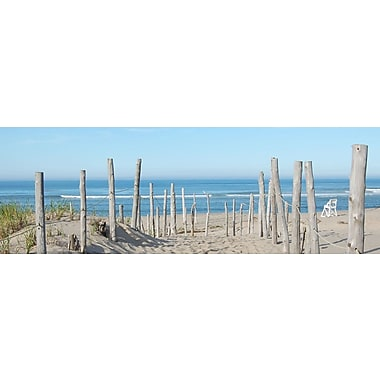 Graffitee Studios Cape Cod Drift Out to Sea Photographic Print on Wrapped Canvas
