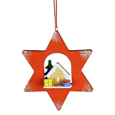 Christian Ulbricht Gingerbread Star Ornament
