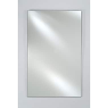 Afina Signature Plain Wall Mirror; 24'' x 30''