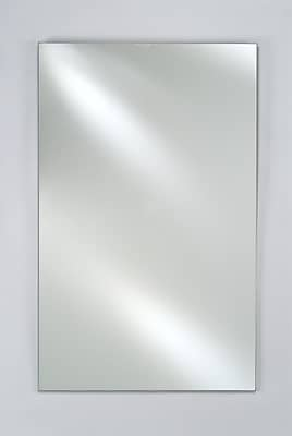 Afina Signature Plain Wall Mirror; 24'' x 36''
