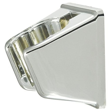 Elements of Design Wall Bracket For Personal Hand Shower and Kitchen Sprayer; Chrome
