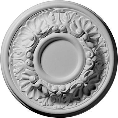 Ekena Millwork Odessa 7.5''H x 7.5''W x 1.13''D Ceiling Medallion