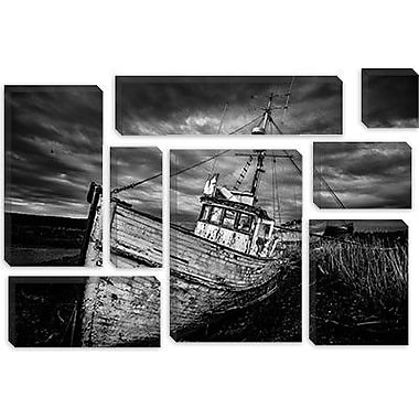 iCanvas 'Forgotten' by Dan Ballard Photographic Print on Canvas; 8'' H x 12'' W x 0.75'' D