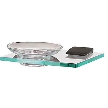 Alno Manhattan Soap Dish; Bronze