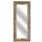 Crestview Wavy Rectangular Mirror
