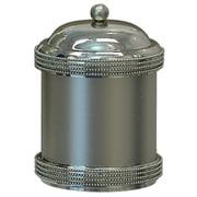 NU Steel Ferruccio Swab Container; Pewter