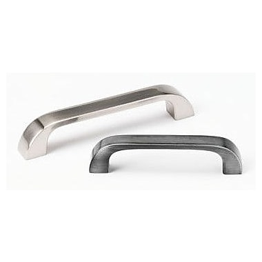 Alno Contemporary 3 3/4'' Center Bar Pull; Polished Nickel