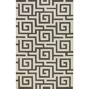 Dalyn Rug Co. Infinity Pewter Area Rug; 8' x 10'