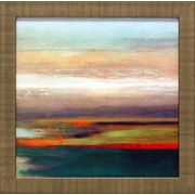 Artistic Reflections Tribute I by Tom Reeves Framed Painting Print