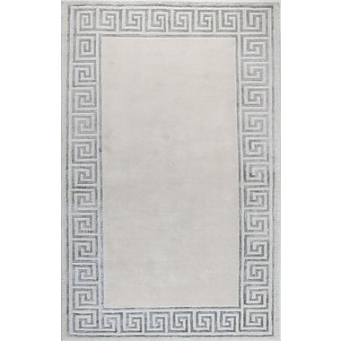 Bashian Rugs Sussex Ivory Rug; Rectangle 5'9'' x 8'9''