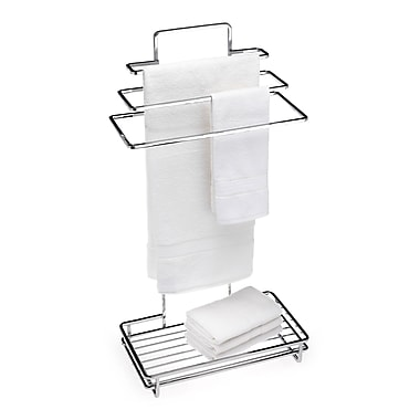 Creative Bath Deco Free Standing Towel Stand