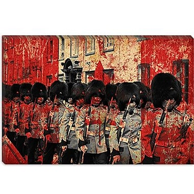 iCanvas Canada Day July 1 Graphic Art on Canvas; 18'' H x 26'' W x 0.75'' D
