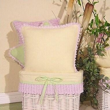 Brandee Danielle Froggy Decorator Throw Pillow