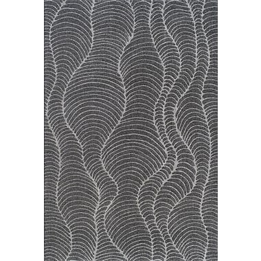 Dalyn Rug Co. Tempo Graphite Area Rug; Rectangle 7'10'' x 10'7''