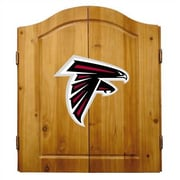 Imperial NFL Team Logo Complete Dart Cabinet Set; Atlanta Falcons
