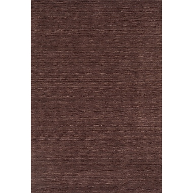 Dalyn Rug Co. Rafia Plum Area Rug; 3'6'' x 5'6''