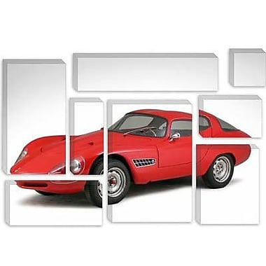 iCanvas Cars and Motorcycles 1959 Abarth-alfa Romeo 1300 Berlinett Photographic Print on Canvas