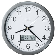 Howard Miller Home or Office Chronicle 14'' Wall Clock