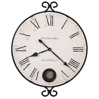 Howard Miller Moment In Time Oversized 26.25'' Magdalen Gallery Wall Clock