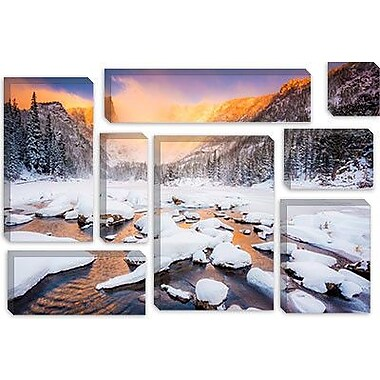 iCanvas 'Dream of Fire' by Dan Ballard Photographic Print on Canvas; 12'' H x 18'' W x 1.5'' D