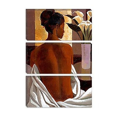 iCanvas 'Morning Light' by Keith Mallett Painting Print on Canvas; 18'' H x 12'' W x 0.75'' D