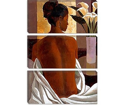 iCanvas 'Morning Light' by Keith Mallett Painting Print on Canvas; 40'' H x 26'' W x 0.75'' D