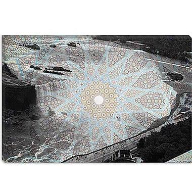 iCanvas Canada Niagra Falls 3 Graphic Art on Canvas; 12'' H x 18'' W x 0.75'' D