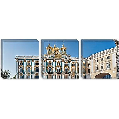 iCanvas Panoramic Tsarskoye Selo, St. Petersburg, Russia Photographic Print on Canvas