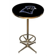 Imperial NFL Pub Table; Carolina Panthers