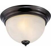 Volume Lighting Troy 1-Light Flush Mount