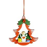 Christian Ulbricht Angel w/ Gifts Ornament