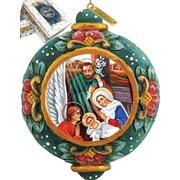 G Debrekht Inspirational Ornament